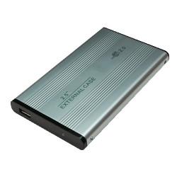 """Box Hard Disk Esterno IDE 2.5"""" USB 2.0 Classico"""