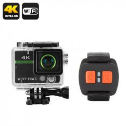 Sport Cam/Action Cam 4K HD + Polsiera