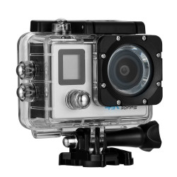 Sport Cam/Action Cam 30 fps 4K HD Impermeabile