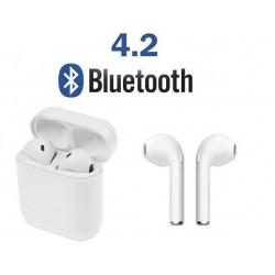 Auricolari Bluetooth Bianco