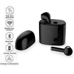 Auricolari Bluetooth Nero
