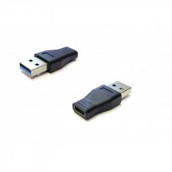 Adattatore USB AM 3.0 A USB 3.1 TYPE-C F