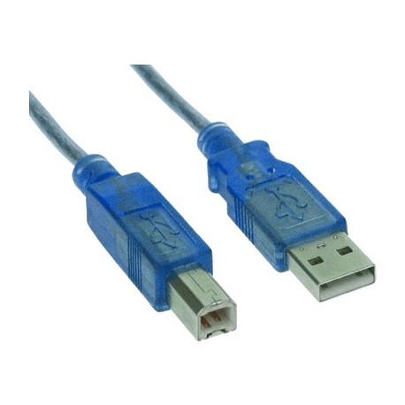 USB2.0 Stampante Am/Bm 1,8m