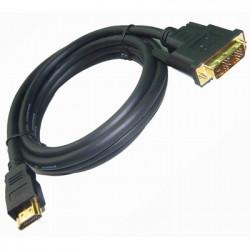 Cavo DVI-HDMI 1,5