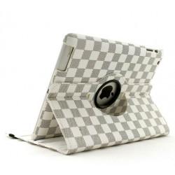 Leggio/Stand/Custodia SQUARES Apple iPad 2/3/4 -PU Rotazione a 360°