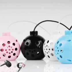 Mini speaker Portatile altoparlante batteria interna ricaricabile