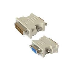 Adattatore Video Analogico VGA F / DVI-I M (dual link)