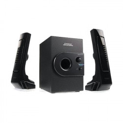 Casse altoparlanti 2.1 TOWER Woofer + Satellite