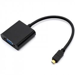 Cavo adattatore convertitore micro HDMI VGA